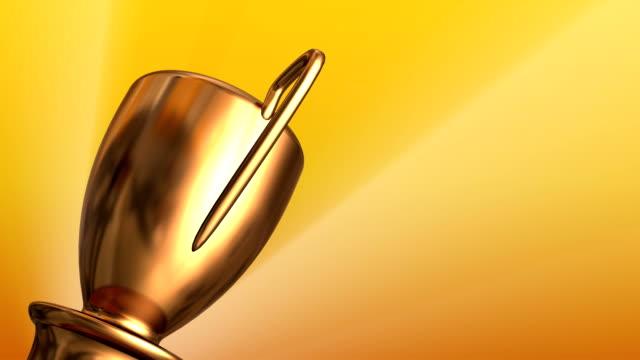 Bronze cup