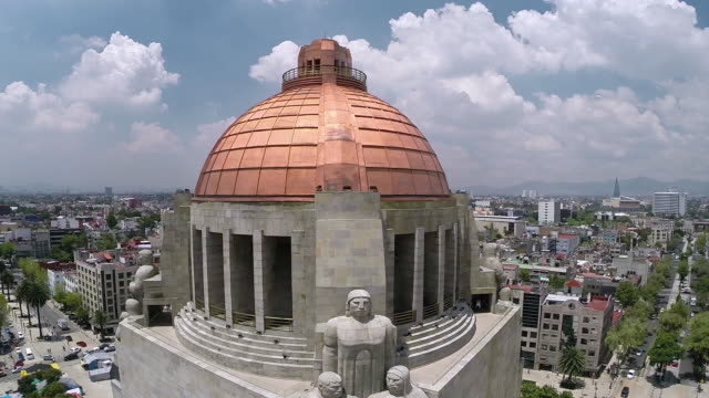 stockvideo's en b-roll-footage met bronze dome - monument