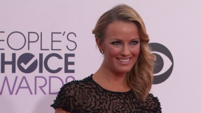 Brooke Anderson at People's Choice Awards 2015 in Los Angeles CA