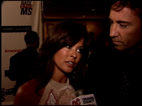 vidéos et rushes de brooke burke at the race to erase at the westin century plaza hotel in century city, california on april 22, 2005. - race to erase ms