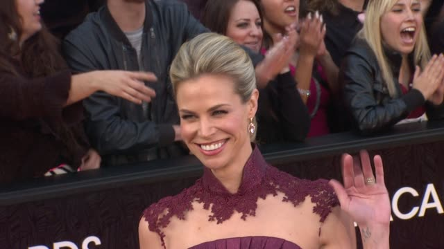 brooke burns at 84th annual academy awards - arrivals on 2/26/12 in hollywood, ca. - brooke burns stock videos & royalty-free footage