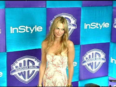 brooke burns at the in style magazine and warner brothers studios 6th annual golden globe party at the beverly hilton in beverly hills, california on... - brooke burns stock videos & royalty-free footage