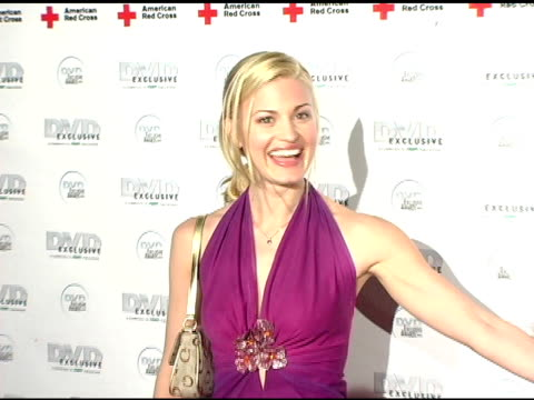 vidéos et rushes de brooke d'orsay at the dvd exclusive awards at california science center in los angeles, california on february 8, 2005. - exclusivité