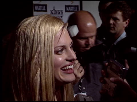 brooke d'orsay at the 'king's ransom' premiere at the cinerama dome at arclight cinemas in hollywood, california on april 21, 2005. - arclight cinemas hollywood stock videos & royalty-free footage