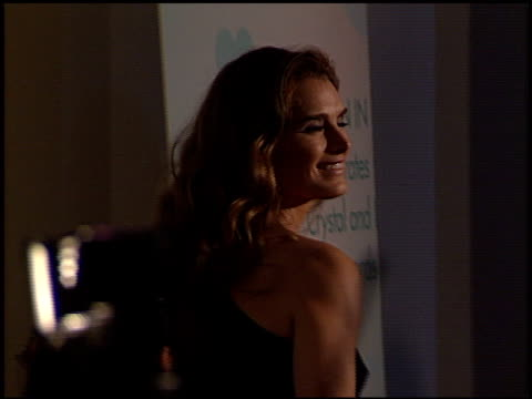 brooke shields at the women in film awards at the century plaza hotel in century city, california on september 20, 2002. - century plaza stock videos & royalty-free footage