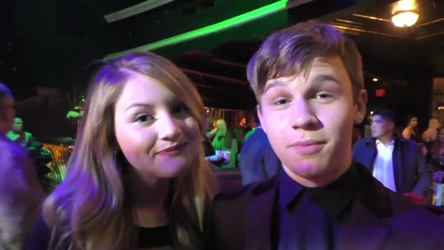 brooke sorenson gavin macintosh at the annual children's hospital los angeles holiday party and toy drive at avalon nightclub in hollywood at... - children's hospital stock videos & royalty-free footage