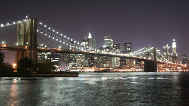 Brooklyn Bridge Time Lapse