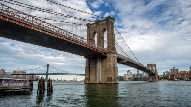 Brooklyn Bridge - Time lapse
