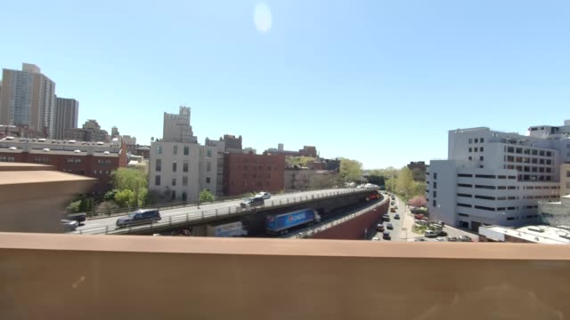 brooklyn bridge xix synched series right view driving studio process plate - part of a series stock videos & royalty-free footage