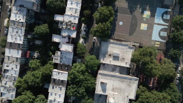 brooklyn drone footage - heat stock videos & royalty-free footage