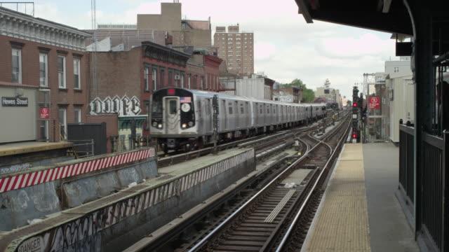 Brooklyn elevated train 1