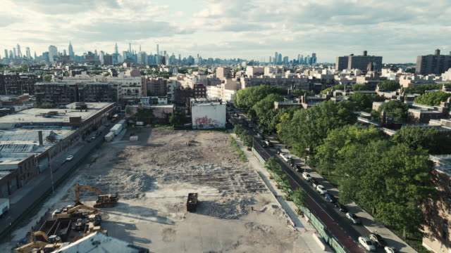 brooklyn establishing shot - day stock videos & royalty-free footage