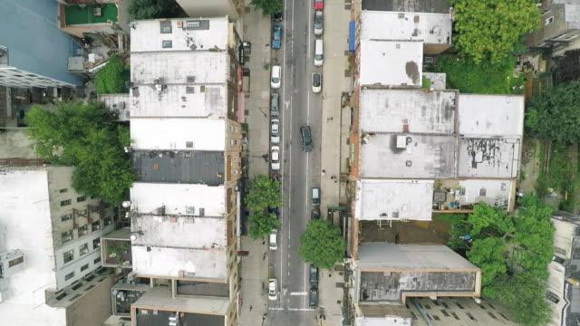 Brooklyn Neighborhood Aerial View