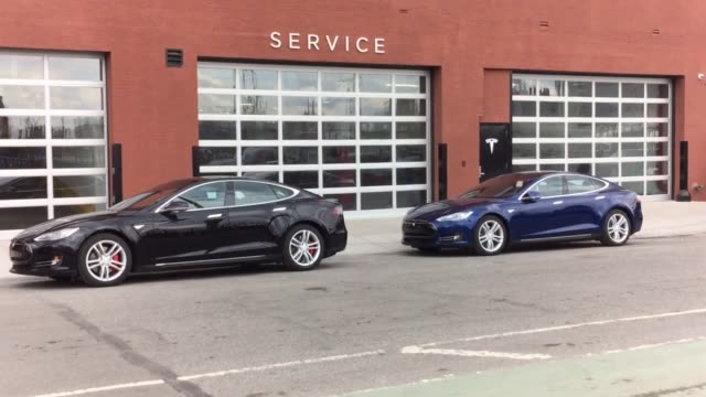 brooklyn new york wide medium and close shots of the showroom and the redhook neighborhood - showroom stock videos & royalty-free footage
