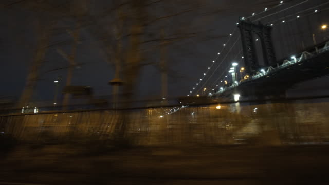 brooklyn time lapse - walking point of view stock videos & royalty-free footage