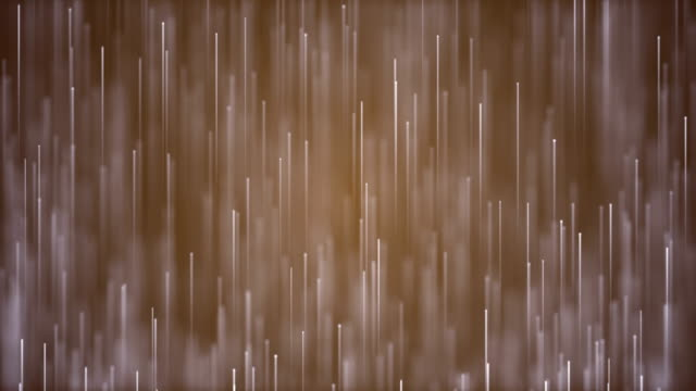 vidéos et rushes de brown 4k vertical light line abstract background - stock vidéo seamless loop stock stock video - store