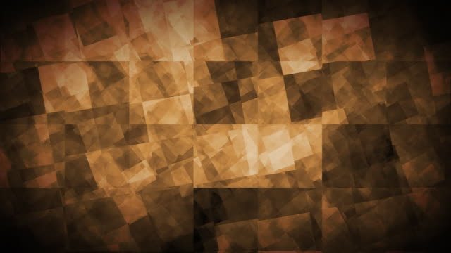 Brown Checkered Background