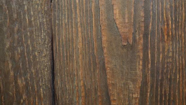 ブラウンの木の板の背景 - 床点の映像素材/bロール