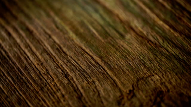 brown wooden desk background - wood grain stock videos and b-roll footage