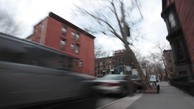 brownstone tl - subjektive kamera blickwinkel aufnahme stock-videos und b-roll-filmmaterial