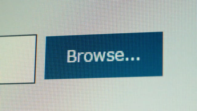 browser window