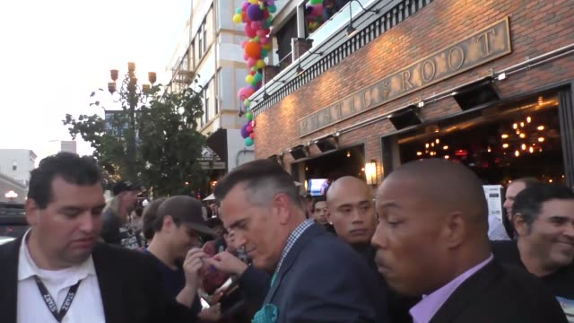 bruce campbell at san diego comic-con international at celebrity sightings at comic-con on july 22, 2016 in san diego, california. - bruce campbell stock videos & royalty-free footage