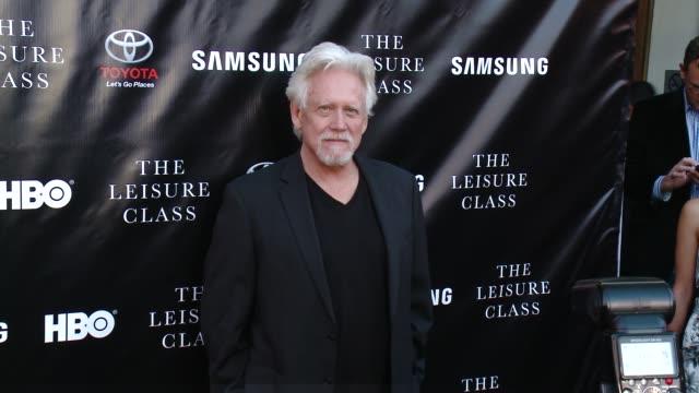 Bruce Davison at Matt Damon Ben Affleck Adaptive Studios And HBO Present The Project Greenlight Season 4 Winning Film The Leisure Class at The...