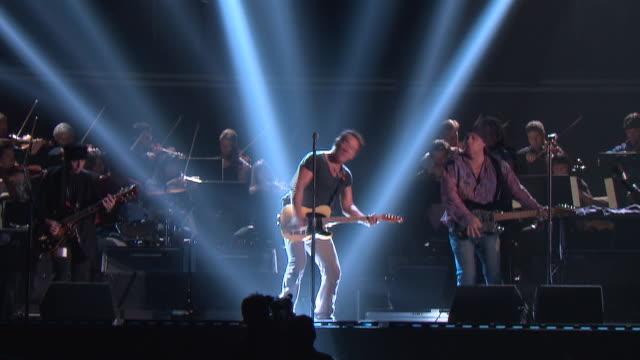 Bruce Springsteen Grammys Rehearsal