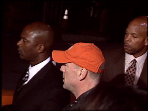 bruce willis at the 'sin city' premiere on march 28 2005 - bruce willis stock videos and b-roll footage