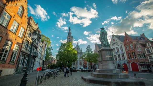 Bruges belgium architecture and nature