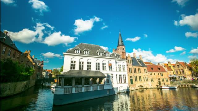 Bruges belgium architecture