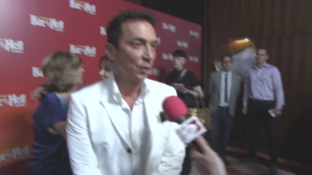 bruno tonioli arlene phillips at bat out of hell the musical opening night at london coliseum on june 20 2017 in london england - london coliseum stock videos and b-roll footage