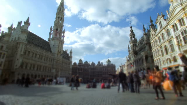 Brussels Grand Palace (Grote Markt)