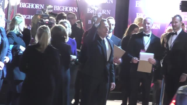 Bryan Cranston arriving to the Palm Springs International Film Festival Film Festival Awards Gala in Palm Springs in Celebrity Sightings in Los...