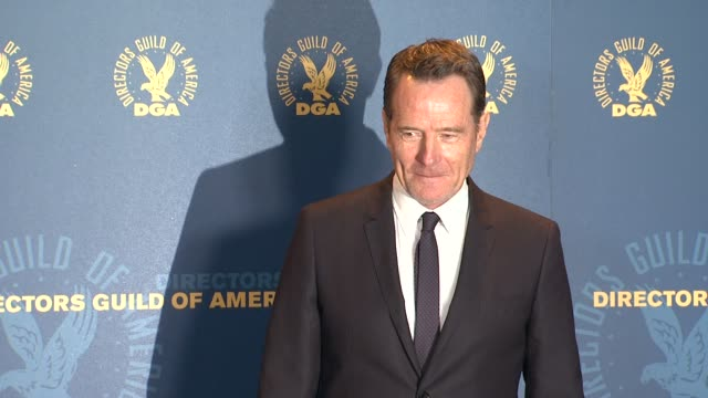 Bryan Cranston at 64th Annual DGA Awards Press Room on 1/28/12 in Los Angeles CA