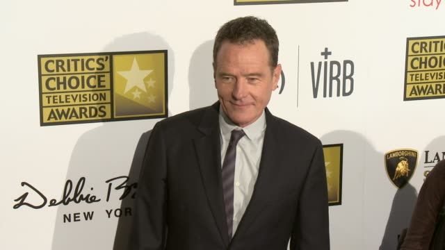 Bryan Cranston at Broadcast Television Journalists Association's 3rd Annual Critics' Choice Television Awards on 6/10/2013 in Beverly Hills CA