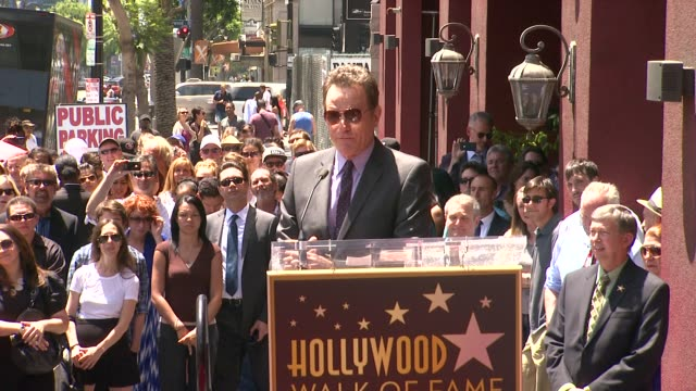 CLEAN Bryan Cranston Honored With Star On The Hollywood Walk Of Fame EVENT CAPSULE CLEAN Bryan Cranston Honored With at Hollywood Walk Of Fame on...