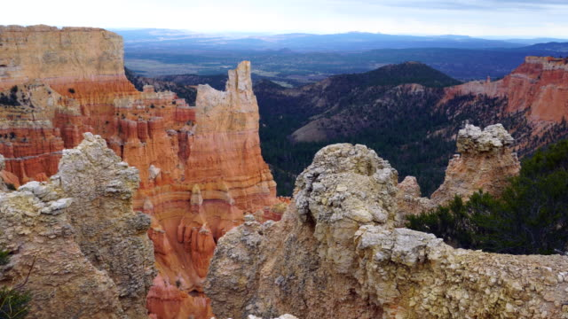 Bryce Canyon National Park, Utah, Usa, North America, America