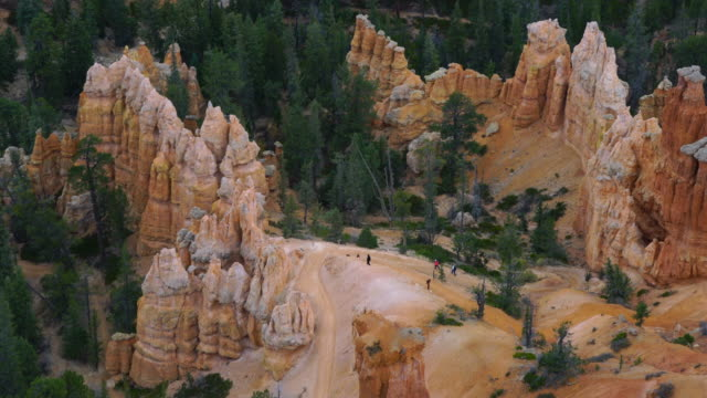 bryce canyon national park, utah, usa, north america, america - 30 seconds or greater stock videos & royalty-free footage
