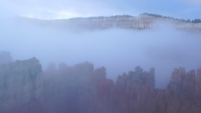 bryce canyon national park, utah, usa, north america, america - 景勝地点の映像素材/bロール