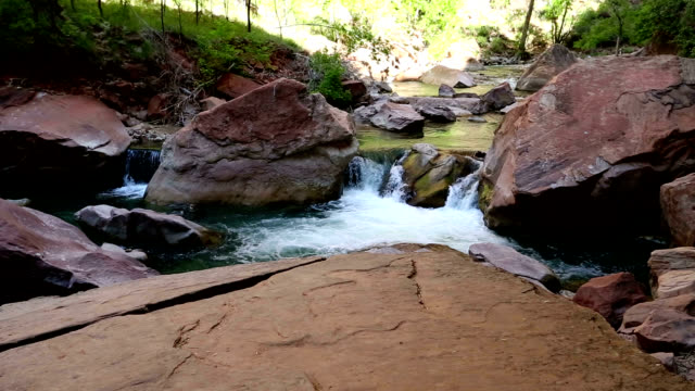 bryce canyon stream - bryce canyon stock videos & royalty-free footage