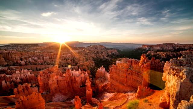 bryce canyon - national park stock videos & royalty-free footage