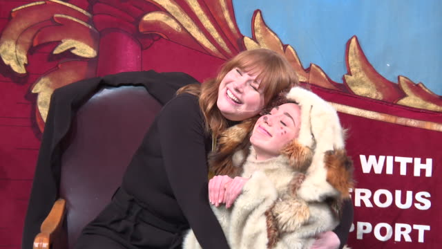 PERFORMANCE Bryce Dallas Howard acts out a skit and cries on stage at Hasty Pudding Theatricals Honors Bryce Dallas Howard As 2019 Woman of the Year...
