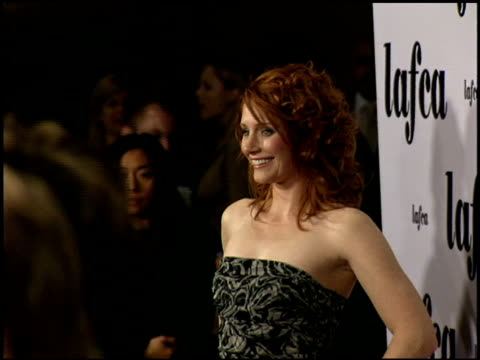 bryce dallas howard at the 2006 lafca los angeles film critic's association awards at park hyatt in century city, california on january 17, 2006. - critic stock videos & royalty-free footage
