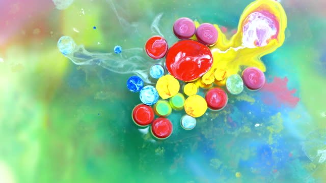bubble abstract background colorful multi colored - pop musician stock videos & royalty-free footage