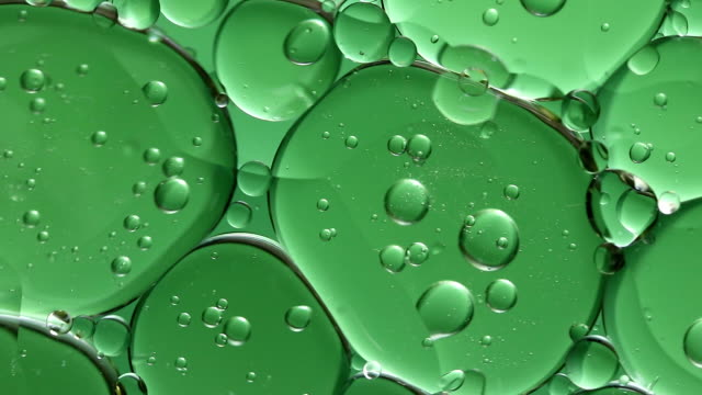 bubble on water colorful backgrounds - bubble stock videos & royalty-free footage