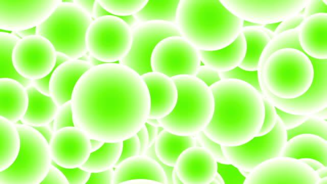 泡ライジングアップ - 特殊効果点の映像素材/bロール