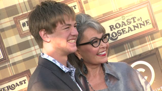 buck thomas and roseanne barr at the comedy central roast of roseanne buck thomas and roseanne barr at the comedy central roast of roseanne at... - roseanne barr stock videos & royalty-free footage