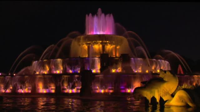Buckingham Fountain. Chicago