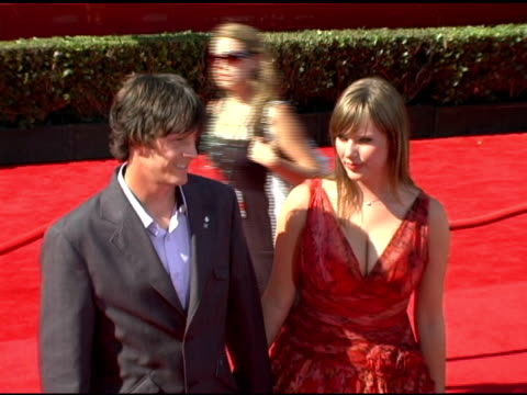 bucky lasek at the 13th annual espy awards arrivals at the kodak theatre in hollywood, california on july 13, 2005. - espy awards stock videos & royalty-free footage